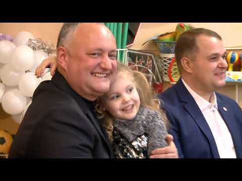 Igor Dodon a vizitat două instituții de învățămînt din municipiul Bălți