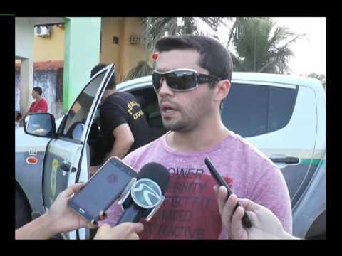 Após furto em loja de Cruzeiro do Sul, taxista e uma mulher são presos em Mâncio Lima
