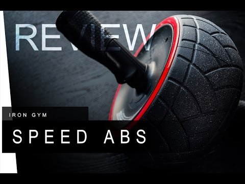 Iron Gym Speed Abs -REVIEW