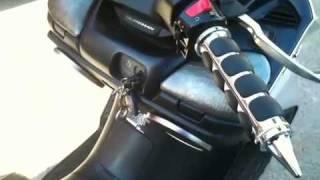 9. 2005 Suzuki burgman 400 part 2