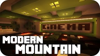 Minecraft - Modern Mountain Cinema! Come into this really modern Cinema and watch a Blockbuster in Full-HD or 3D! Buy Popcorn, a drink, sit down and relax the Movie in the Mountains of ParadiseFalls. More of those modern Buildings (houses, restaurant's, shops, offices) you'll find on my Channel, take a look!►FACEBOOK: https://www.facebook.com/DaxMatic►GOOGLE+: https://plus.google.com/+DaxMatic/posts►DOWNLOAD: http://adf.ly/1IXFZ1..............................................................................................« CINEMATICS (PLAYLISTS) »► EPIC! - Series: http://bit.ly/1OuH1UC► TexturePacks: http://bit.ly/1DpXNhu► RollerCoasters: http://bit.ly/1DYCFUe► Server-Map: http://bit.ly/1Eh9f5J► Mansions: http://bit.ly/1xrKO1q► Modern Buildings: http://bit.ly/1AewzwC► Ships/Yachts: http://bit.ly/1wYEo8Q..............................................................................................« CREDITS »► Intro: https://www.youtube.com/user/WinstonePicture► Outro: https://www.youtube.com/user/OffTM4► Music: Alan Walker - Fade [NCS Release]► My Server: mc.paradisefalls.eu..............................................................................................« MINECRAFT »► Official Site: https://minecraft.net/► ResourcePack: Flow's HD fixed by DaxesMC► ShaderMod: Seus 10.1 Ultra / Sildurs Vibrant 1.03► Version: 1.8.0..............................................................................................