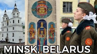 This VLOG is about my visa-free visit to the beautiful city of Minsk, the capital of Belarus, in April 2017. The video features the main sights, Soviet architecture, ...