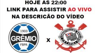 LINK PARA ASSISTIR: http://adf.ly/1GXaCG OU http://adf.ly/1GjiNf Assistir Grêmio X Corinthians ao vivo hoje 03/06/2015...