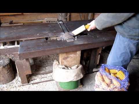 Как сделать кукуруза дробилка