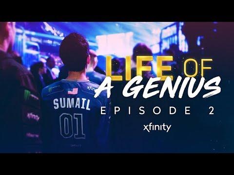 "Xfinity Presents: Life of a Genius | Season 2, Episode 2 ""ESL ONE Hamburg"""