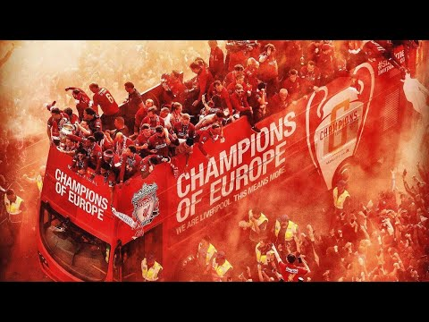 Liverpool European Champions 2019 - The Movie HD