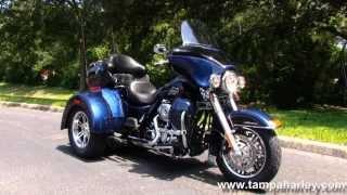 9. New 2014 Harley Davidson Bikes Coming - New 2013 Harley Tri Glide Trike