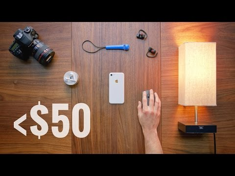 Video The Best Tech & Gadgets Under $50! download in MP3, 3GP, MP4, WEBM, AVI, FLV January 2017
