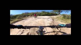 Video carrera ciclismo Reto Baja MTB 2015 El Triunfo a San Antonio de la Sierra