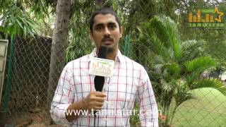 Siddharth at Jigarthanda Movie Press Show