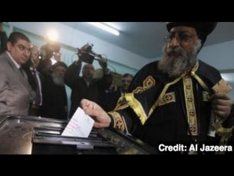 Egyptians Vote on Decisive Constitutional Referendum