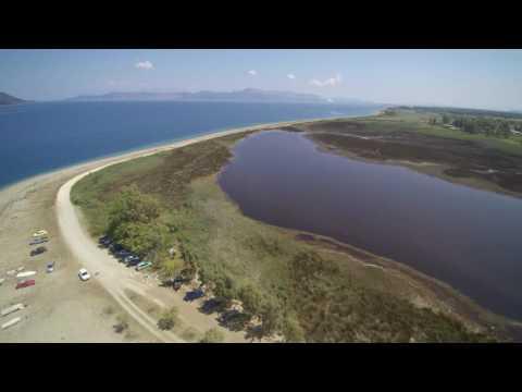Παραλία Τσοκαϊτης - Ωρεοί Εύβοιας