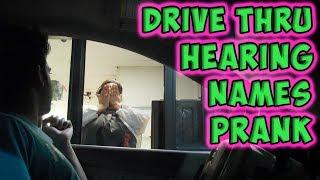 Video Drive Thru Hearing Names Prank MP3, 3GP, MP4, WEBM, AVI, FLV September 2017