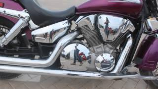 6. Honda VTX 1300 2005 Review