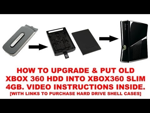 Xbox 360 Slim Hard Drive Slot The gallery for -->...