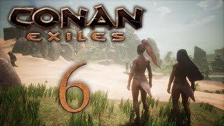 Conan Exiles — прохождение игры на русском — Собираем души и сердца наших врагов [#6] | PC