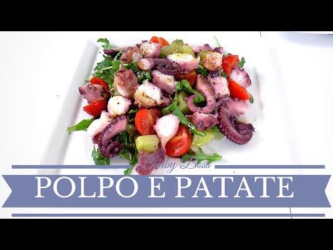 video ricetta: bimby - insalata di polpo e patate al vapore