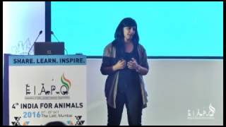 Rescue and first-aid without a shelter- Neha Panchamiya at IFA 2016