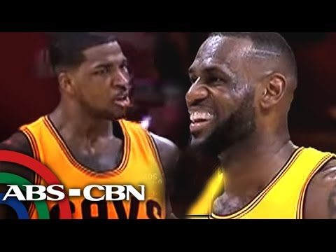 Cavaliers at Lebron James, balik-NBA finals