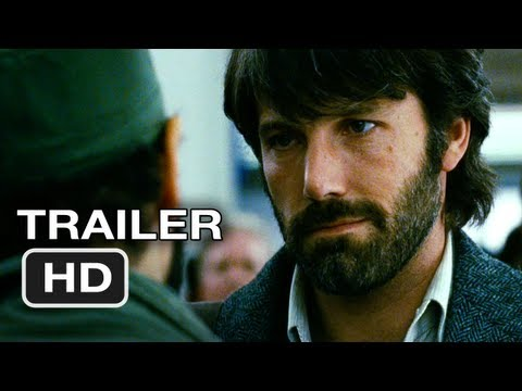 Argo Official Trailer #1 (2012) Ben Affleck Thriller Movie HD Video