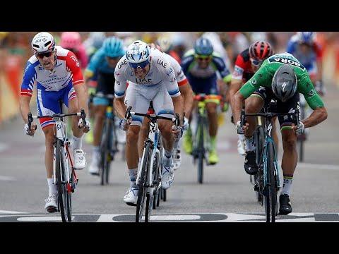 Tour de France: Νίκη για τον Σάγκαν-Πρωτιά για τον Τόμας