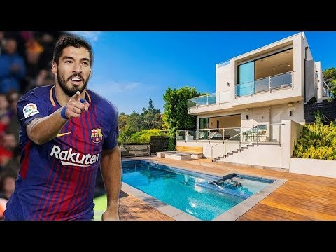 Luis Suárez Incredible House in Barcelona Inside Tour (Interior & Exterior) | 2019 NEW - Thời lượng: 10 phút.