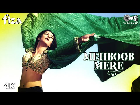 Video Mehboob Mere - Mujhe Mast Mahaul Mein - Fiza - Sushmita Sen - Full Song download in MP3, 3GP, MP4, WEBM, AVI, FLV January 2017