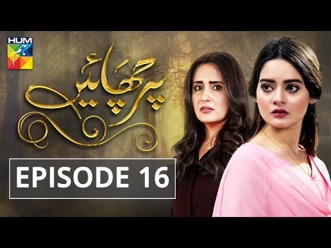 Parchayee Episode 16 HUM TV Drama