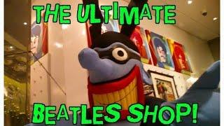 Video The Ultimate Beatles Shop!!! MP3, 3GP, MP4, WEBM, AVI, FLV Agustus 2018