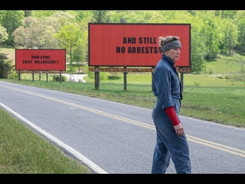 Three Billboards Outside Ebbing, Missouri competes for an Oscar win with the other big