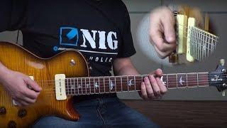 Vídeo aula - Blues Menor Tradicional com Ricky Furlani