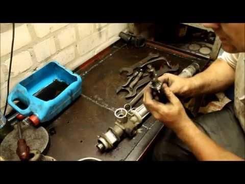 Ремонт рулевой рейки дэу матиз с гур своими руками снимок