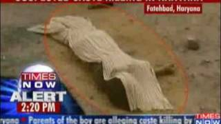Faridabad India  City pictures : Caste killing in Faridabad, India