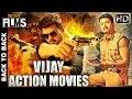 Vijay Full Hindi Dubbed Movies  Back to Back Hindi Action Movies  2016 South Indian Dubbed Movies waptubes