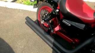 7. 2008 Kawasaki Mean Streak Special Edition