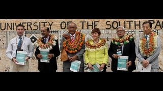 PACIFIC SCIENCE INTER -CONGRESS - USP, FIJI
