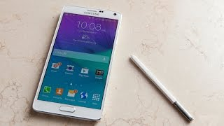 Today, Samusung is announcing the latest in its line of flagship phablet-style devices, the predictably-named Galaxy Note 4. The Note 4 is a refinement on la...