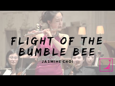 Jasmine (live)- Flight of the Bumble Bee 최나경