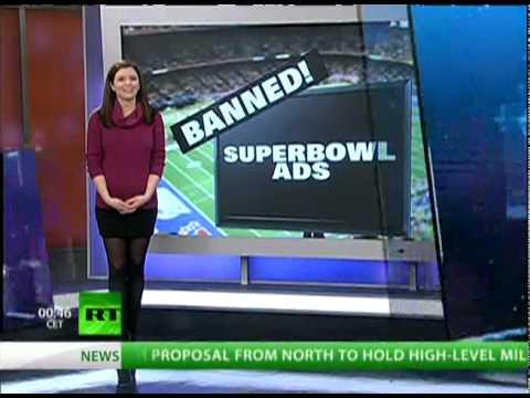 Super Bowl Bans Too Sexy Ad