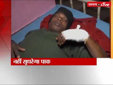 1 BSF jawan martyr and 1 injured in Pakistan firing in RS Pura sector of J&K