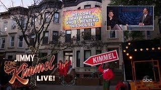 Video John Krasinski Pranks Jimmy Kimmel in Brooklyn MP3, 3GP, MP4, WEBM, AVI, FLV Maret 2019
