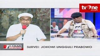 Video Survei: Jokowi Ungguli Prabowo MP3, 3GP, MP4, WEBM, AVI, FLV Januari 2019