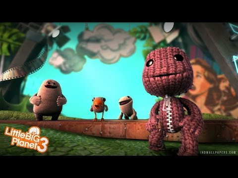 Gameland TV: ОТЖЫГ - Little Big Planet