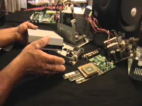 Palladium - Mike the scrapper shows you what is in a computer tower. Learn more on computers in these video's Wanna sell your computer scrap? http://cashforelectronicscr...