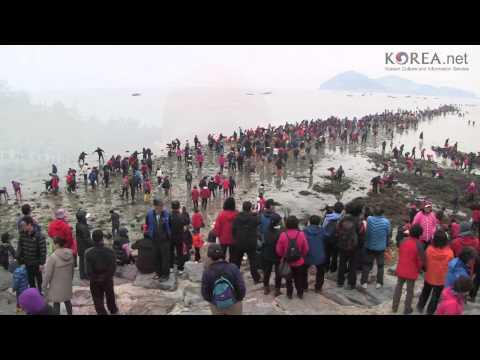 Cud Mojżesza w Korei Południowej