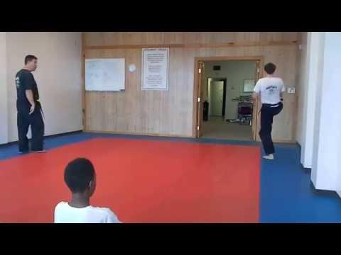 Hampton's Karate Academy - Exercises and Drills 01
