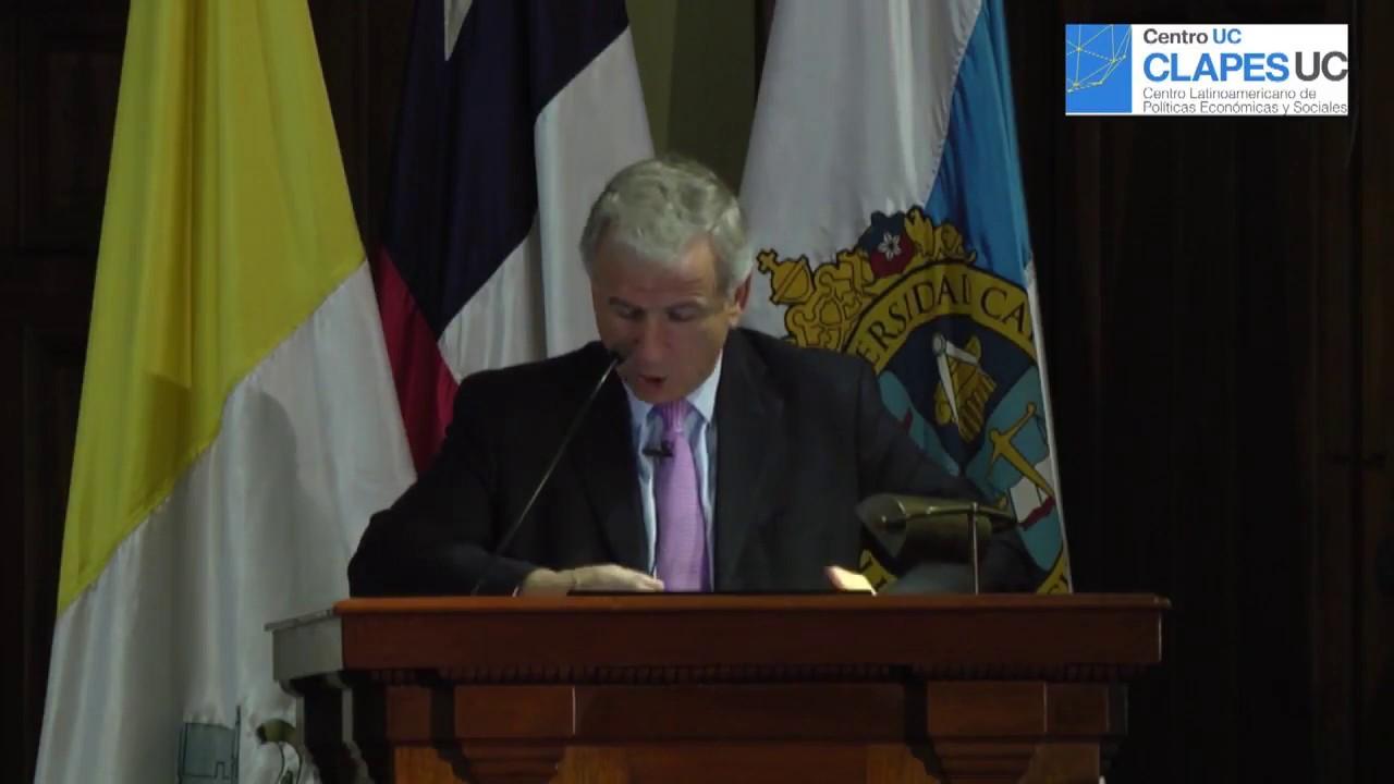 """Seminario """"Perspectivas para el desarrollo de Chile: ¿cuáles son los desafíos del nuevo Gobierno?"""""""