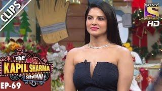 Sunny Leone's Shayari for Siddhu Paaji - The Kapil Sharma Show – 25th Dec 2016