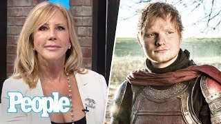 Ed Sheeran makes a surprise cameo in 'Game of Thrones' premiere — and fans are going nuts, 'RHOC's' Vicki Gunvalson's ...