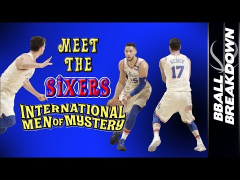 The SIXERS International Men Of MYSTERY